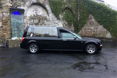 Connells Funeral Directors Hearse