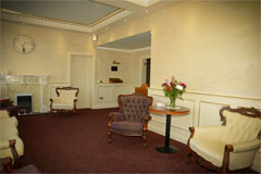 Lobby and Meeting Area at Connells Funeral Home Longford